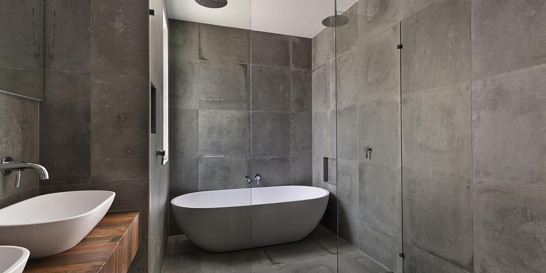 Bathroom glass - shower screens