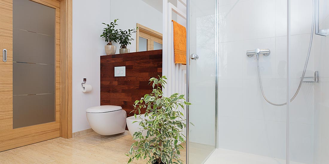 Bathroom glass ideas for older bathrooms