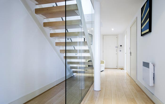 Home glass design