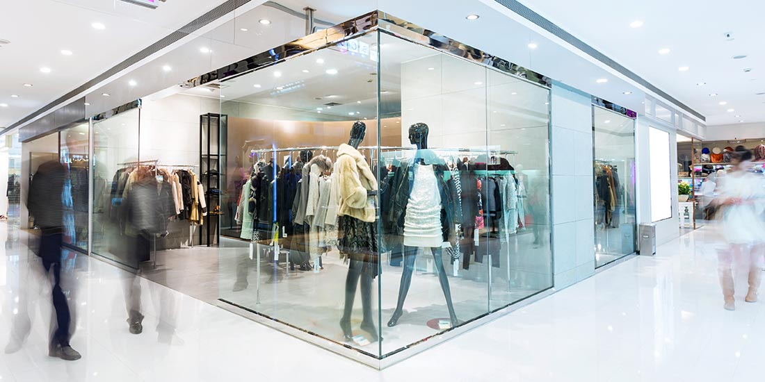 Retail glass for your business