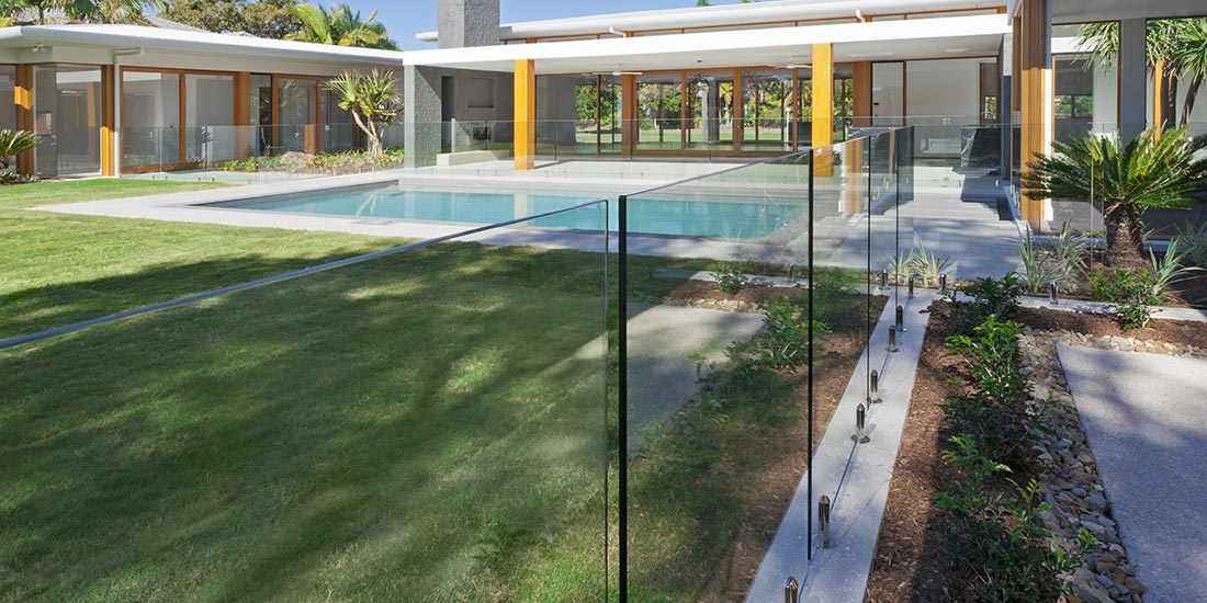 Glass Pool Fencing Obrien Glass