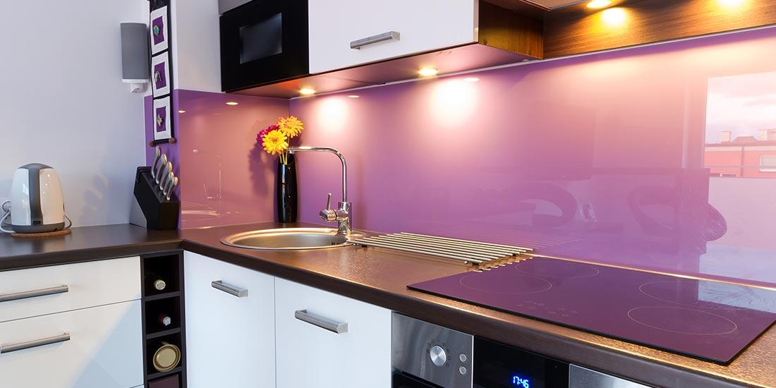 Kitchen Tiles Glass Splashback glass splashbacks & kitchen splashbacks | o'brien® glass