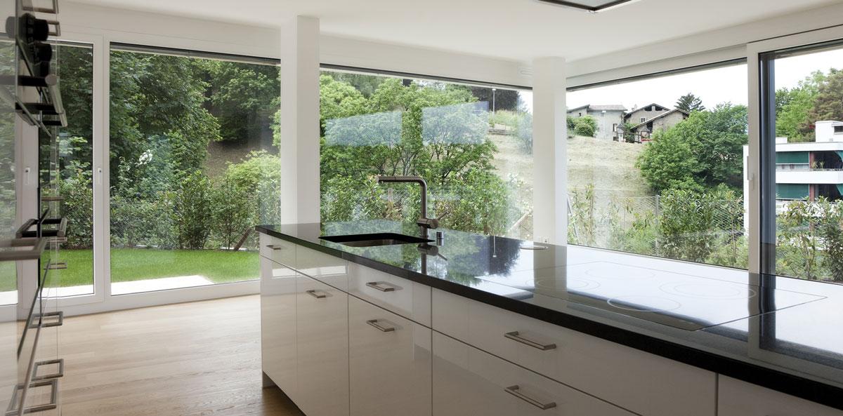 Window Tinting In Kitchen